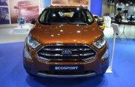 Bán Ford EcoSport AT 1.0 Ecoboost sản xuất 2018, màu cam giá 689 triệu tại Hà Nội