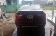 Bán Hyundai Sonata năm sản xuất 2010, màu đỏ, giá tốt giá 620 triệu tại Bình Thuận