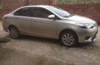 Cần bán lại xe Toyota Vios G năm 2017, màu bạc, giá tốt giá 545 triệu tại Vĩnh Phúc