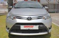 Bán ô tô Toyota Vios E sản xuất 2017, màu bạc, 498 triệu giá 498 triệu tại Tp.HCM
