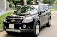 Bán xe Chevrolet Captiva LTZ 2009 máy dầu, số tự động giá 445 triệu tại Tp.HCM