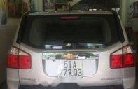 Bán Chevrolet Orlando 2012, màu bạc chính chủ, giá chỉ 430 triệu giá 430 triệu tại Tp.HCM