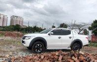 Cần bán xe Mitsubishi Triton 2.4 AT 2017, màu trắng, giá tốt giá 705 triệu tại Hà Nội