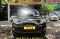 Bán xe Toyota Fortuner 2.5G năm 2013, màu đen giá 775 triệu tại Hà Nội