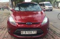 Cần bán Ford Fiesta Trend 1.6 AT năm sản xuất 2011, màu đỏ giá 325 triệu tại Bình Dương