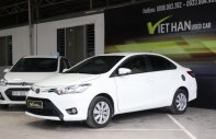 Cần bán xe Toyota Vios 1.5MT sản xuất 2017, màu trắng, giá tốt giá 498 triệu tại Tp.HCM