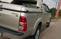 Cần bán lại xe Toyota Hilux năm 2011, màu bạc, số sàn, giá chỉ 470 triệu giá 470 triệu tại Hà Tĩnh