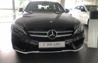 Cần bán xe Mercedes C300 AMG 2018, gía hỗ trợ tháng 7 âm giá 1 tỷ 949 tr tại Tp.HCM