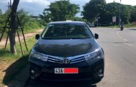Cần bán Toyota Corolla Altis đời 2017, màu đen, số tự động giá 740 triệu tại Đà Nẵng
