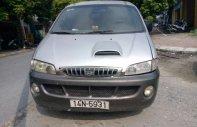 Cần bán gấp Hyundai Starex bán tải 3 chỗ năm 2001, màu bạc, nhập khẩu nguyên chiếc, giá tốt 85tr giá 85 triệu tại Hà Nội