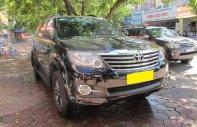 Bán ô tô Toyota Fortuner 2.7V (4x2) đời 2016, màu đen, 925 triệu giá 925 triệu tại Hà Nội
