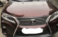 Bán ô tô Lexus RX năm 2010 màu đỏ, giá tốt, xe nhập giá 1 tỷ 270 tr tại Tp.HCM