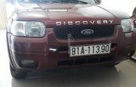 Bán xe Ford Escape 2.0 đời 2003, màu đỏ mới 95%, giá 230tr giá 230 triệu tại Gia Lai