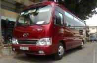 Cần bán gấp Hyundai County 2010, màu đỏ, giá tốt giá 650 triệu tại Tp.HCM