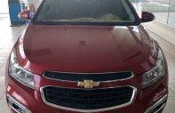 Cần bán xe Chevrolet Cruze LT 1.6 đời 2015, màu đỏ giá 428 triệu tại Tp.HCM