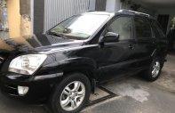 Cần bán xe gấp Sportage MT 2006, máy dầu, màu đen nhập Korea giá 295 triệu tại Tp.HCM