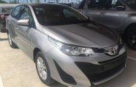 Bán ô tô Toyota Vios 1.5E MT năm sản xuất 2018, màu xám giá 531 triệu tại Tp.HCM