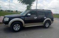 Bán ô tô Ford Everest sản xuất năm 2008, màu đen, giá chỉ 355 triệu giá 355 triệu tại Nghệ An