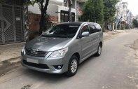 Mình bán Toyota Innova G 2014 số tự động, màu bạc xe đẹp zin nguyên giá 547 triệu tại Tp.HCM