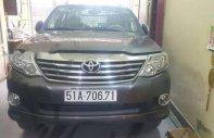 Bán ô tô Toyota Fortuner V sản xuất 2013, màu xám còn mới giá cạnh tranh giá 780 triệu tại Tp.HCM