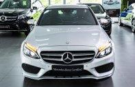 Bán Mercedes-Benz C300 AMG 2019, lăn bánh 19 km, chính hãng giá 1 tỷ 740 tr tại Tp.HCM