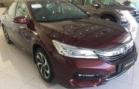 Cần bán Honda Accord 2.4S 2018, màu đỏ, nhập khẩu nguyên chiếc giá 1 tỷ 203 tr tại Tp.HCM