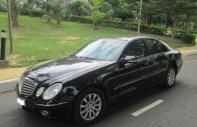 Bán Mercedes E280 đời 2007, màu đen chính chủ giá 500 triệu tại Tp.HCM