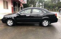 Cần bán lại xe Daewoo Lacetti sản xuất năm 2008, màu đen xe gia đình giá 188 triệu tại Lâm Đồng