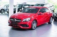 Bán Mercedes A250 AMG 2018, màu đỏ, nhập khẩu chính hãng giá 1 tỷ 659 tr tại Tp.HCM