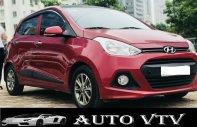 Bán ô tô Hyundai Grand i10 số AT đời 2016, màu đỏ, xe nhập giá 395 triệu tại Hà Nội
