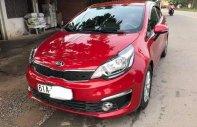 Cần bán Kia Rio năm sản xuất 2016, màu đỏ giá 485 triệu tại Tp.HCM