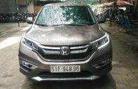 Cần bán Honda CR V 2.4 TG 2016, màu nâu, giá chỉ 965 triệu giá 965 triệu tại Tp.HCM