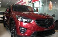 Cần bán lại xe Mazda CX 5 2.5 AT năm 2017, màu đỏ chính chủ giá 885 triệu tại Hà Nội