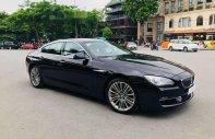 Cần bán lại xe BMW 6 Series 640i Gran Coupe sản xuất 2014, màu đen, xe nhập chính chủ giá 2 tỷ 490 tr tại Hà Nội