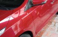 Cần bán gấp Toyota Yaris 1.3 AT năm 2015, màu đỏ, nhập khẩu   giá 590 triệu tại Vĩnh Phúc