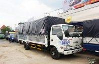 Bán xe tải 1T9 isuzu mới 100%, hỗ trợ vay trả góp 80% giá 499 triệu tại Tp.HCM