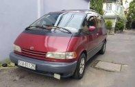 Bán xe Toyota Van đời 1990, màu đỏ  giá 105 triệu tại Tp.HCM