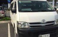Cần bán lại xe Toyota Hiace 2011, màu trắng, nội thất mới đẹp giá 440 triệu tại Hải Phòng