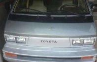 Bán Toyota Van đời 1984, màu xám, giá tốt giá 48 triệu tại Cần Thơ