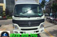 Hỗ trợ vay ngân hàng và nhận ngay ưu đãi khi mua xe tải thaco 4,9 tấn - LH 0938 808 946 giá 389 triệu tại Tp.HCM