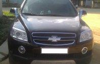 Cần bán lại xe Chevrolet Captiva đời 2009, màu đen, nhập khẩu nguyên chiếc, số sàn, giá cạnh tranh giá 320 triệu tại Đà Nẵng