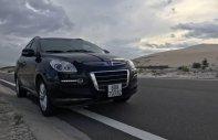 Bán Luxgen U7 sản xuất năm 2012, màu đen số tự động, giá chỉ 400 triệu giá 400 triệu tại Đà Nẵng