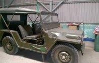 Bán Jeep A2 đời 1980, màu xanh lục   giá 200 triệu tại Tp.HCM