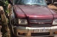 Bán xe Isuzu Trooper 2001, màu đỏ giá 150 triệu tại Đồng Nai