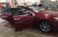 Cần bán xe Lexus ES 350 sản xuất 2007, màu đỏ, nhập khẩu chính chủ, giá chỉ 740 triệu giá 740 triệu tại Hà Nội