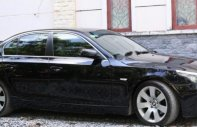 Chính chủ bán BMW 5 Series 525i năm sản xuất 2008, màu đen, nhập khẩu giá 525 triệu tại Tp.HCM
