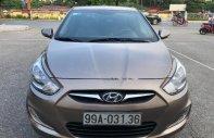 Bán Hyundai Accent 1.4 AT 2013, màu nâu, nhập khẩu, giá chỉ 425 triệu giá 425 triệu tại Ninh Bình