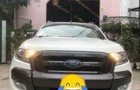 Bán xe Ford Ranger Wildtrack 3.2 sản xuất 2015, màu trắng, 759tr giá 759 triệu tại Bình Dương