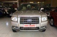 Cần bán Ford Everest 2.5mt 2008, màu vàng kem giá 385 triệu tại Phú Thọ