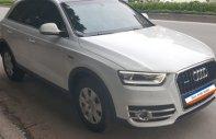 Cần bán Audi Q3 2.0 AT sản xuất 2014, màu trắng  giá 1 tỷ 222 tr tại Hà Nội